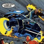 ghost rider blue cycle 11