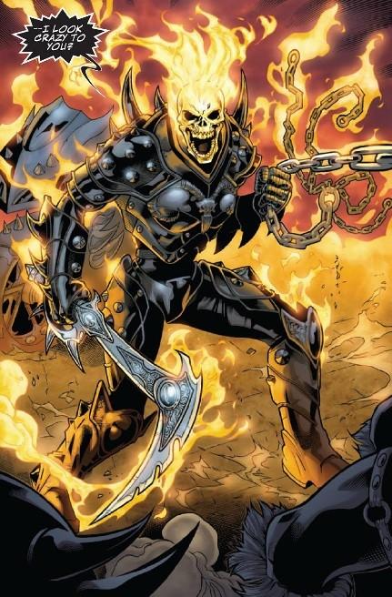 ghost rider marvel 1992 marvel comics