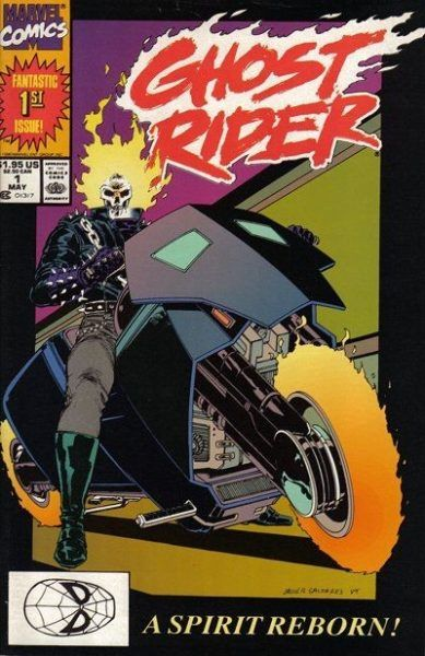 ghost rider comics spirit reborn