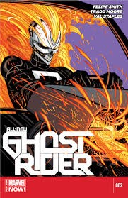 ghost rider fire hair 9