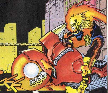 ghost rider salvador larocca version comics