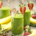 green smoothie healthy taste