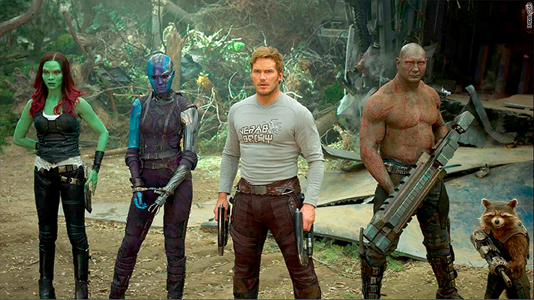 guardians of the galaxy vol 2 blasts summer box office with $145 2017 images
