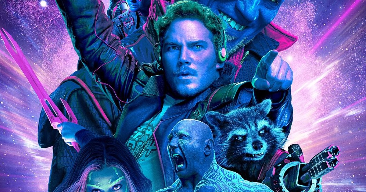 Heroic Opening Weekend for Second 'Guardians' Movie