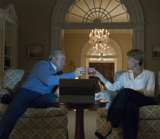 house of cards season 5 trailer makes our reality more real 2017 images