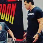 hulk hogan flash gordon london comic con fight