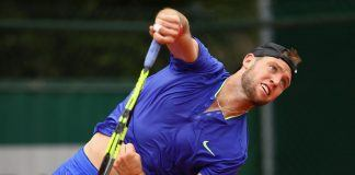 jack sock out of french open while novak djokovic raises his game images
