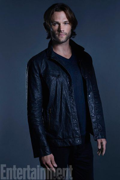 jared padalecki leather boy look supernatural movie tv tech geeks