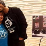jared padalecki with movie tv tech geeks lyn zubernis