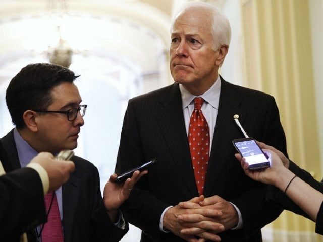 john cornyn fbi director james comey