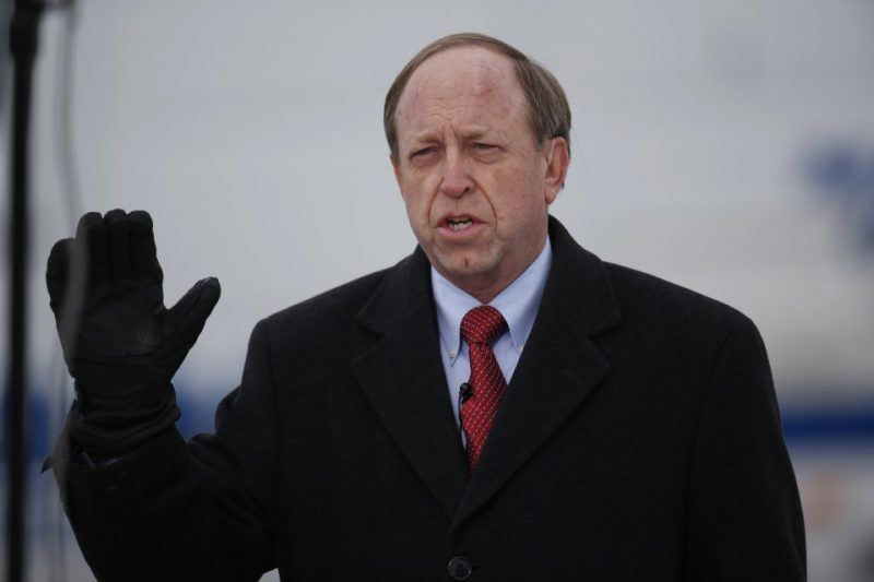 john suthers fbi driector james comey