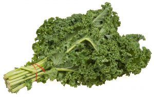 kale not so hot to look at so put in a green smoothie