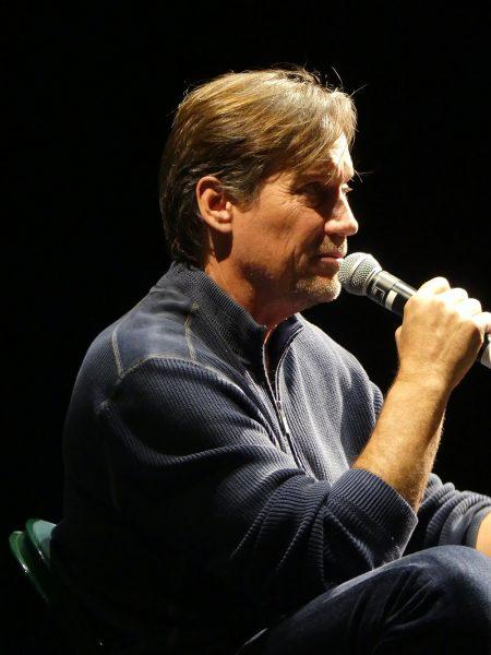 kevin sorbo talking anthony quinn zeus on hercules