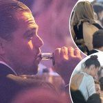 leonardo dicaprio does bella hadid time at cannes
