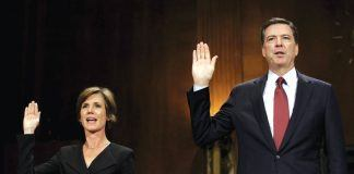 like sally yates james comey will come back to haunt donald trump 2017 images