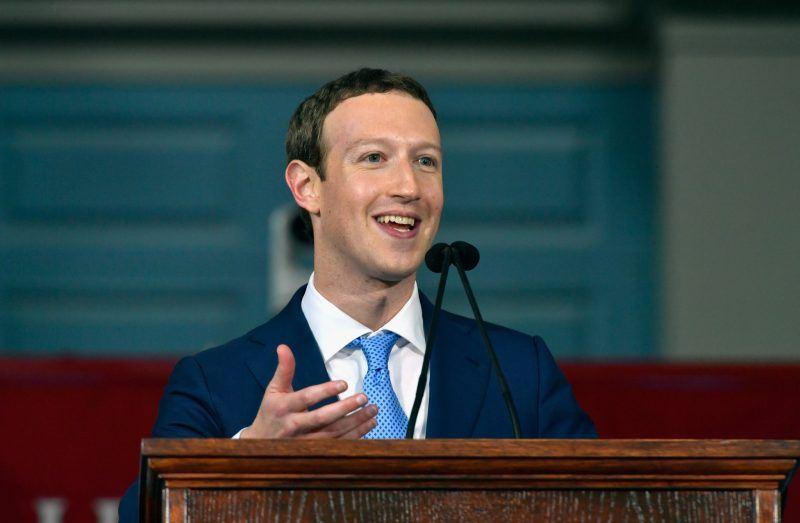 mark zuckerberg at harvard facebook time
