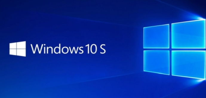 microsoft introduces windows 10 s