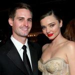 mirana kerr marries evan spiegel