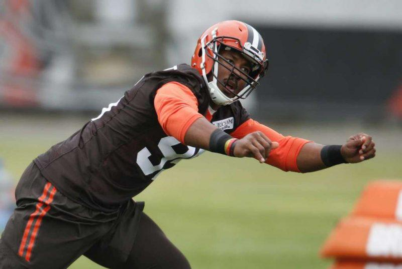 myles garrett on cleveland browns not a solo act
