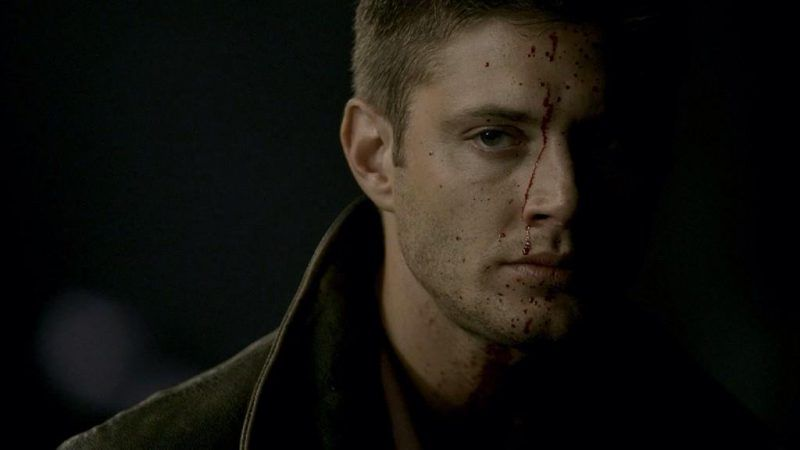 nicole baer supernatural jensen ackles bloody movie tv tech geeksnicole baer supernatural jensen ackles bloody movie tv tech geeks