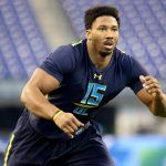 no browns practise for myles garrett from injury