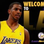 no laker time for chris paul due to mitch kupchak