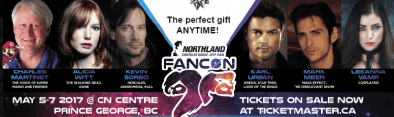 northern fancon guest list images