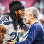 nothing to look at here peter carroll on richard sherman trade talk
