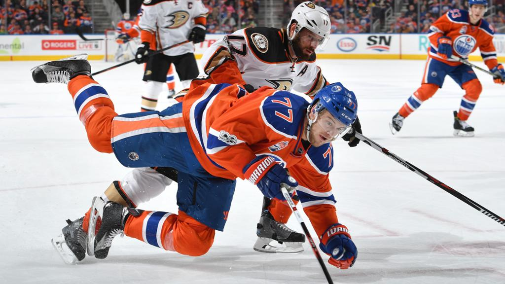 Edmonton Oilers', Anaheim Ducks' series considered fixed by many fans 2017 images