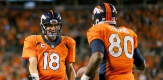 peyton manning recommends julius thomas to dolphins