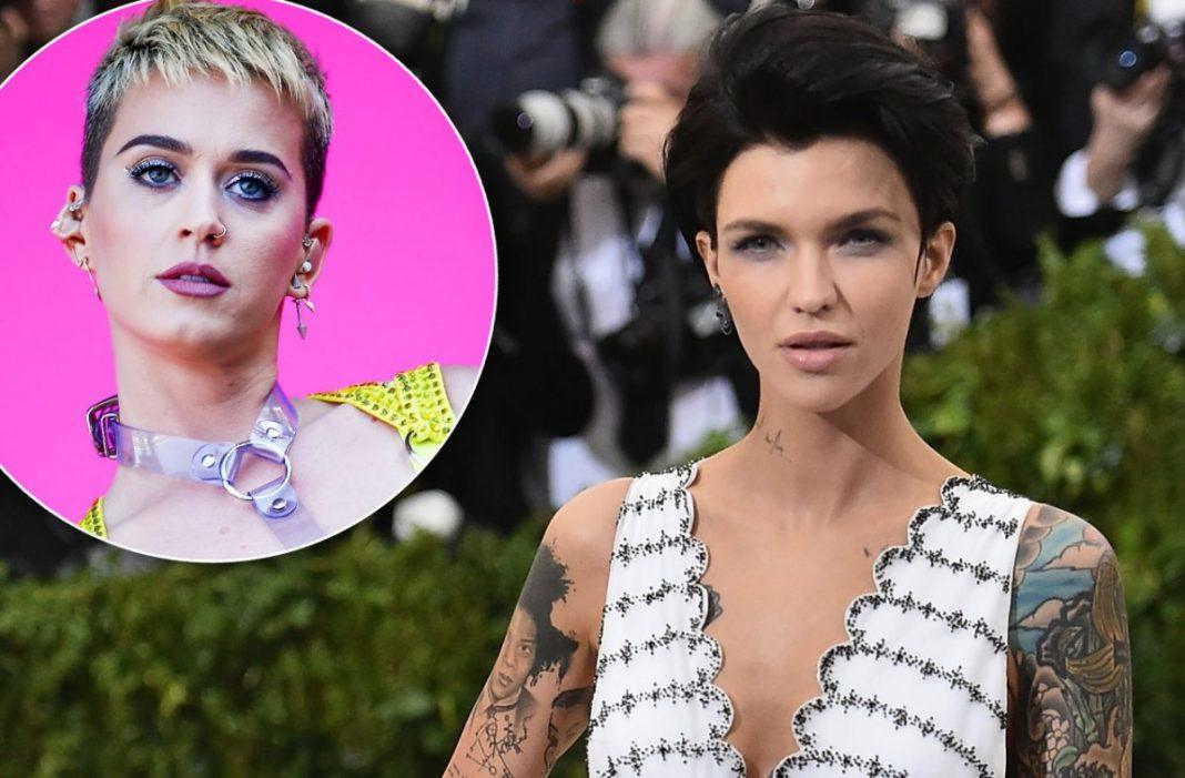 ruby rose backtracks on katy perry and harry styles outdoes zayn malik 2017 images