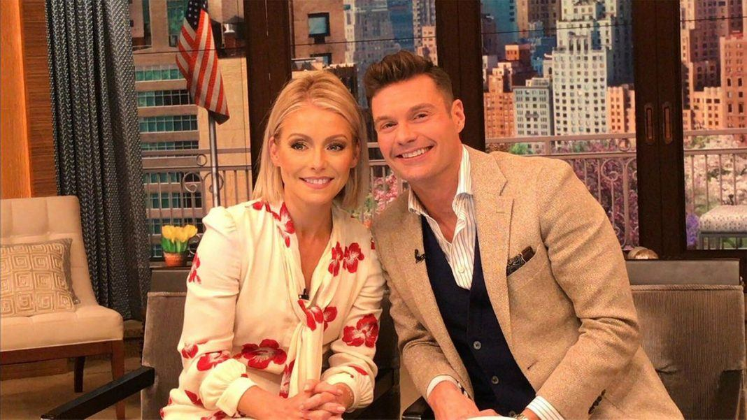 ryan seacrest not kelly ripas top choice and kris jenner cant get a break 2017 images