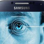 samsung iris scanner new