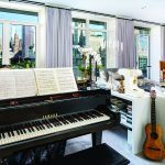 The home of Sting and Trudy Styler at 15 Central Park West in New York City.