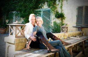 sting with wife home for sale