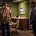 supernatural 12 21 winchester boys on phone with eileen