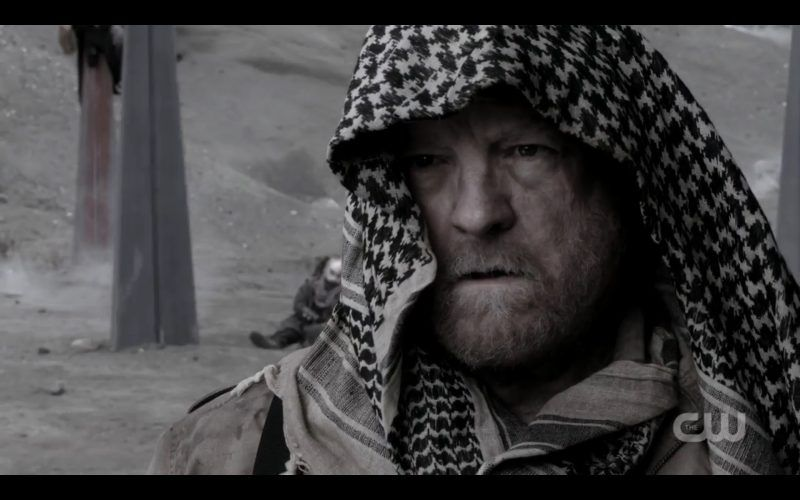 supernatural bobby scarf watchtower