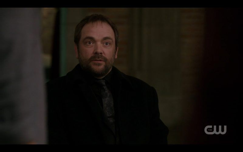 supernatural crowley returns for watchtower