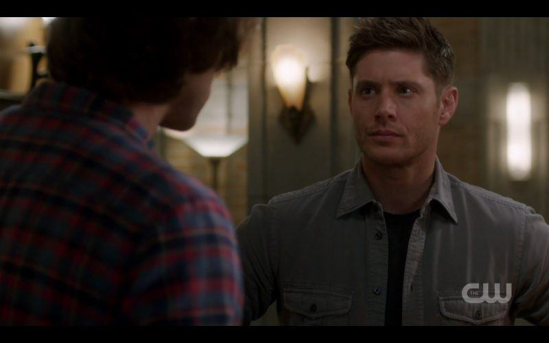 supernatural dean winchester sexy with sam over mary twigs
