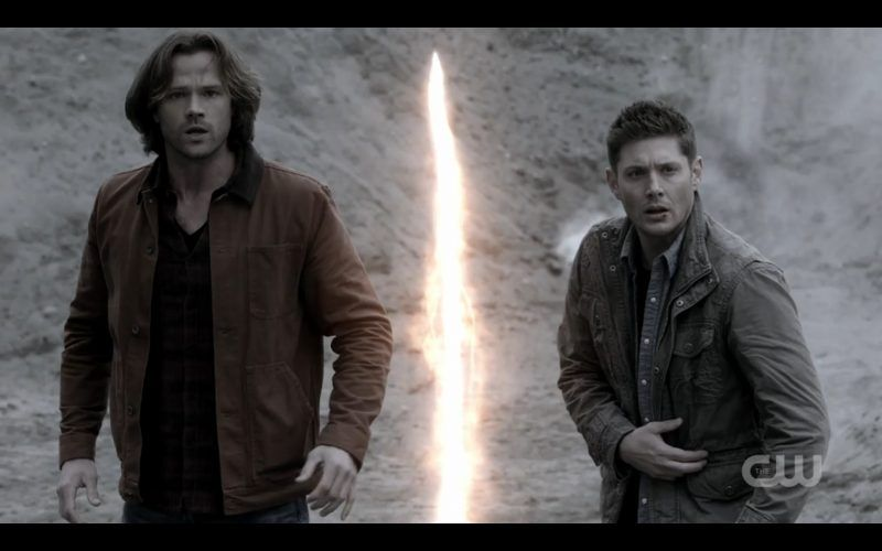 supernatural lucifer winchester brothers