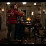 supernatural sam dean winchester hugging bulge tight for launch