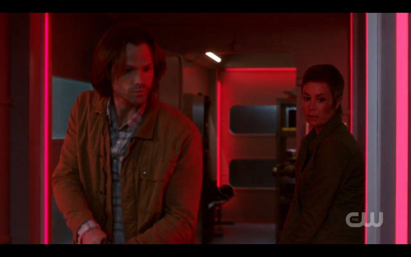 supernatural sam winchester fights with jody who we are