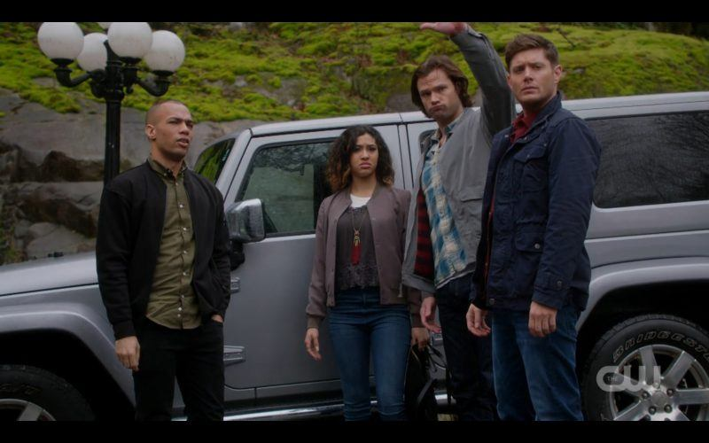 supernatural sam winchester waving dean max 1220