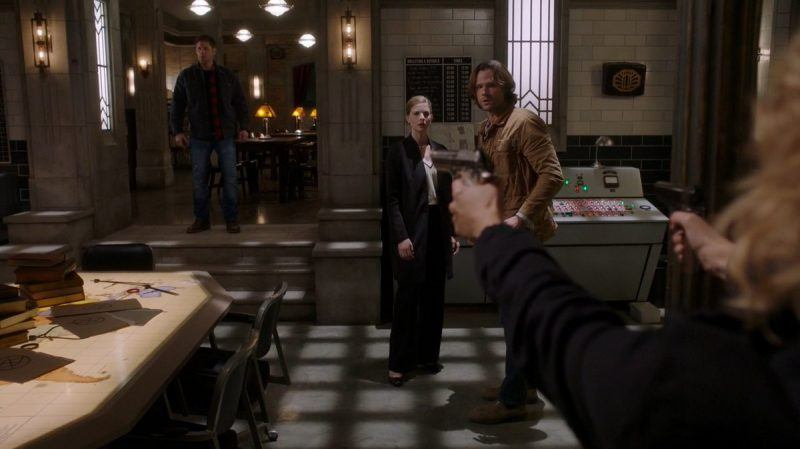 supernatural something about mary winchesters with eileen