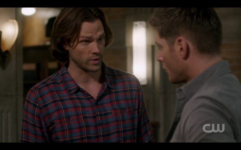 supernatural winchester brothers talking about mary 1220 twigs
