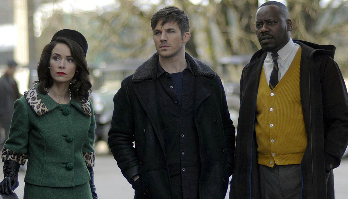 timeless cast gay and happy for nbc season 2