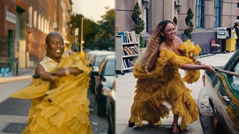 titus andromedon vs beyonce with lemonade kimmy schmidt