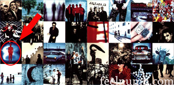 us achtung baby album cover adam clayton