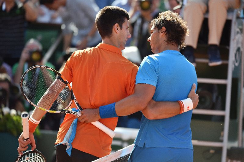 rafael nadal and novak djokovic could match up at french open 2017 images
