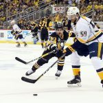 2017 nhl stanley cup predators even up with penguins 4-1 win images
